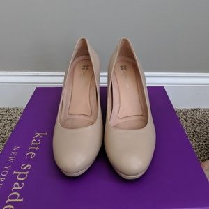 Naturalizer Michelle Tender Taupe Pumps Size 8